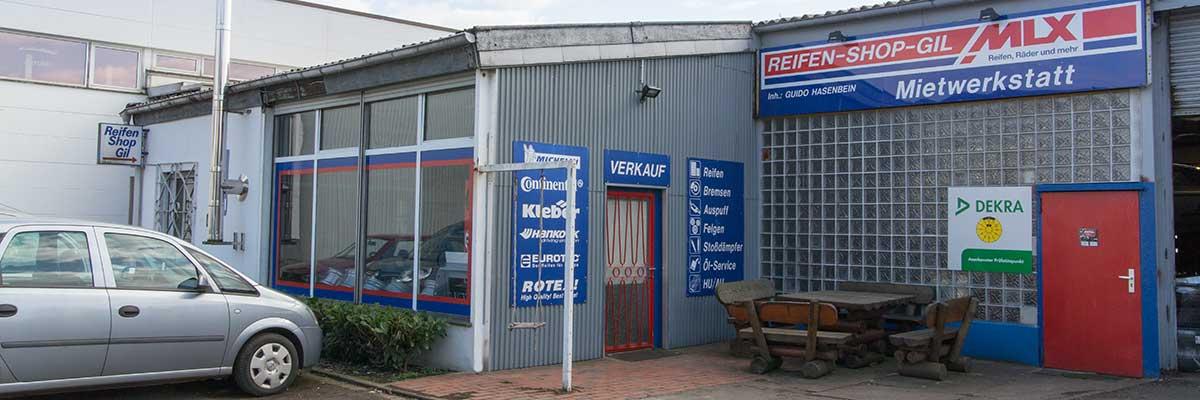 Reifen-Shop Gil, Castrop-Rauxel